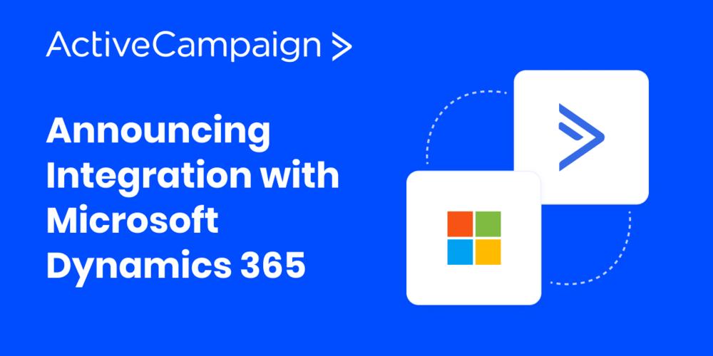 ActiveCampaign Announces Release Of Microsoft 365 Integration