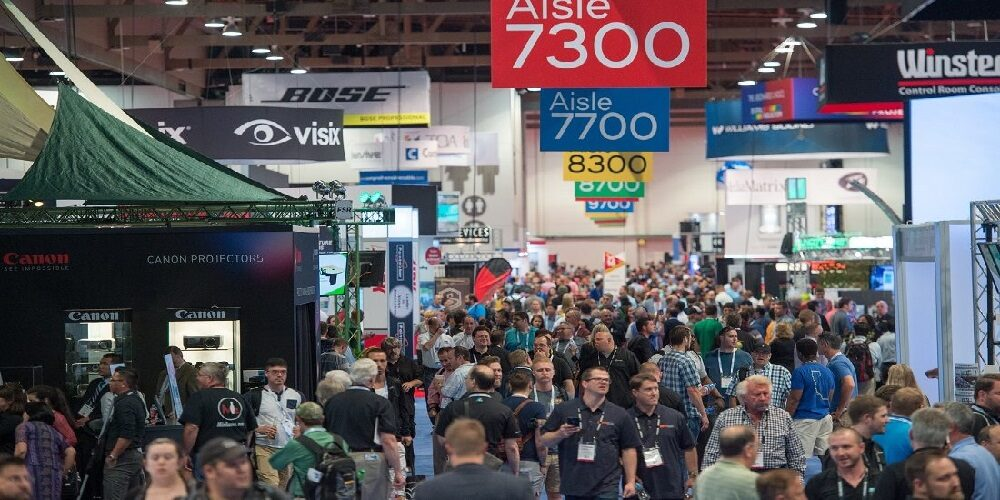 These are the Leading Audiovisual Integration Industry Events