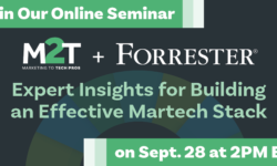 Our Seminar Will Help Tech Marketers Perfect Their Stack